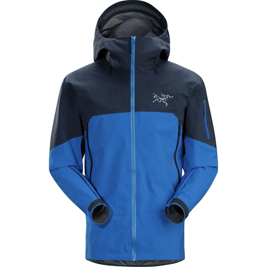 b758783ce52 Arc'teryx - Rush Jacket - Men's - Blue Northern