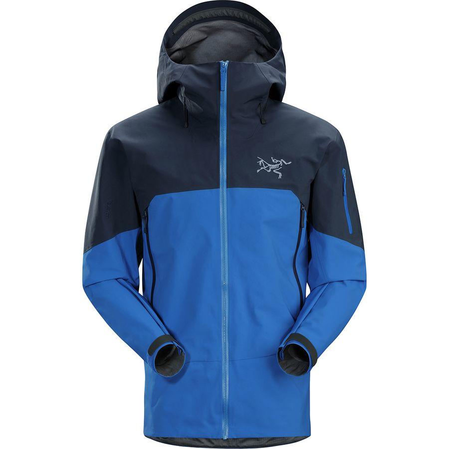 Arc teryx - Rush Jacket - Men s - Blue Northern 1d0923c39