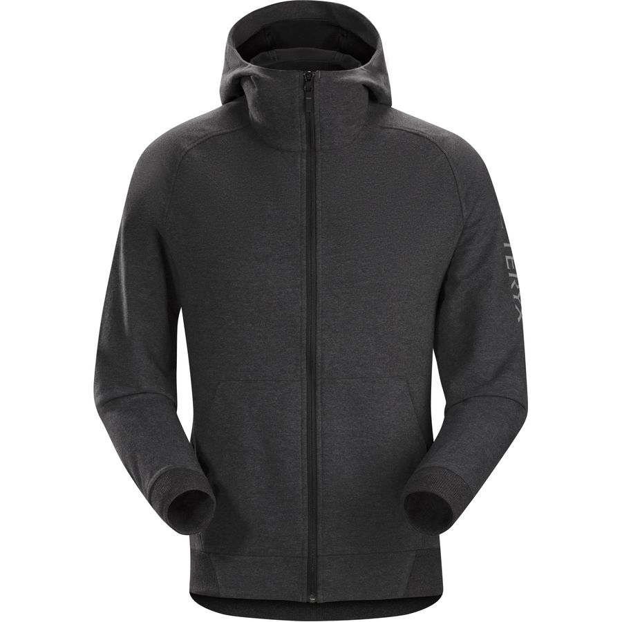 Arcteryx Word On End Full-Zip Hoodie - Mens