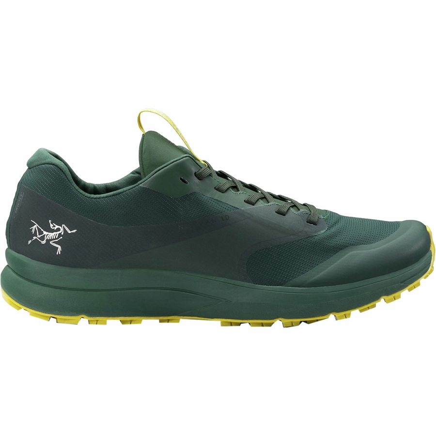 0d2f706a80 Arc'teryx - Norvan LD GTX Trail Running Shoe - Men's - Conifer/Everglade