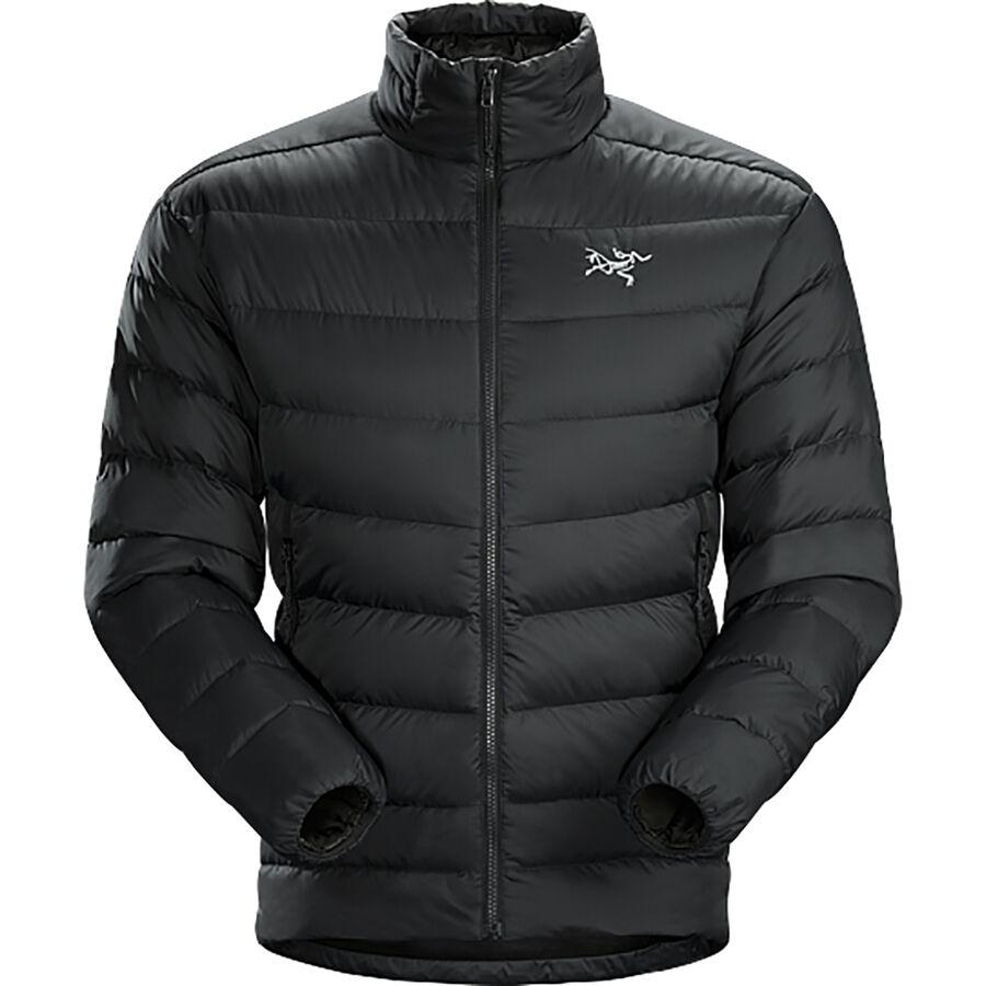 New Mens Warm Weatherproof Hooded Cascade Jacket Multiple Colors Regular /& Tall