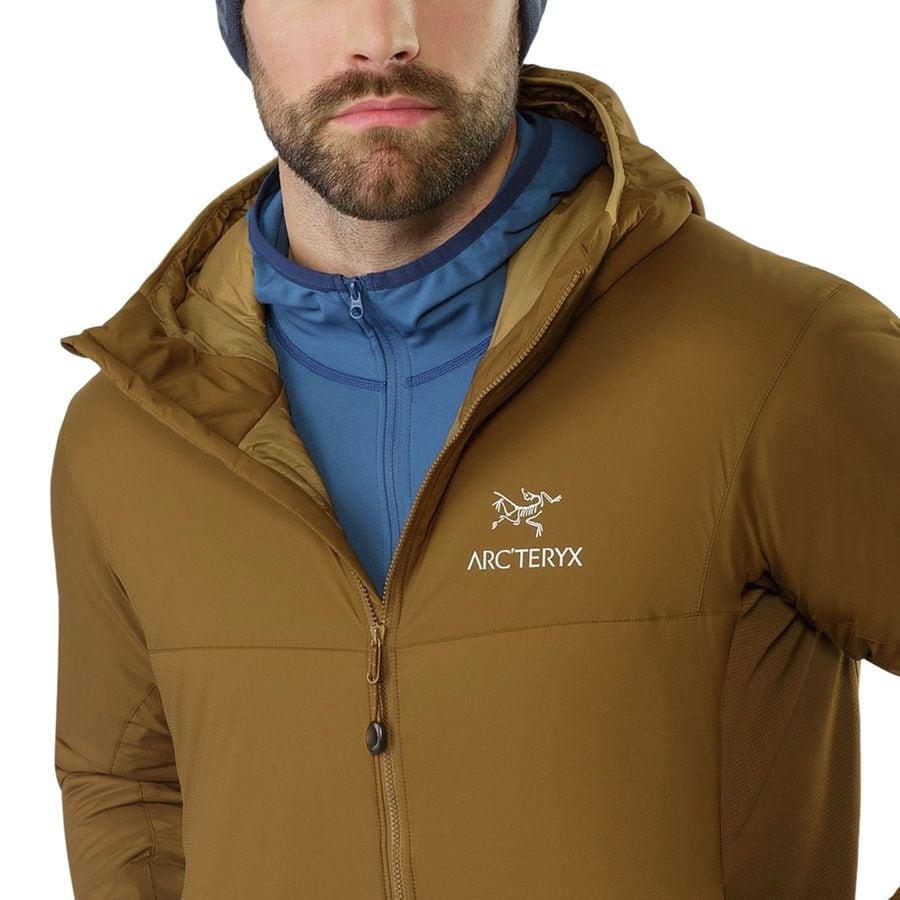 Arc Teryx Atom Lt Hooded Insulated Jacket Men S Backcountry Com