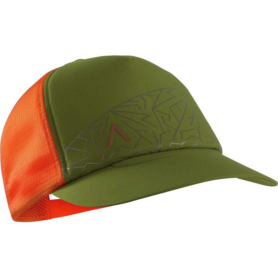 5f4d206bb4e Arc teryx - Mountain Trucker Hat - Bushwhack Trail Blaze