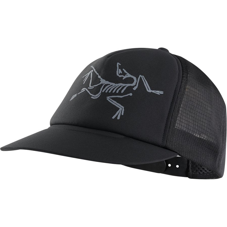 Arc teryx - Bird Trucker Hat - Black e262eb927149