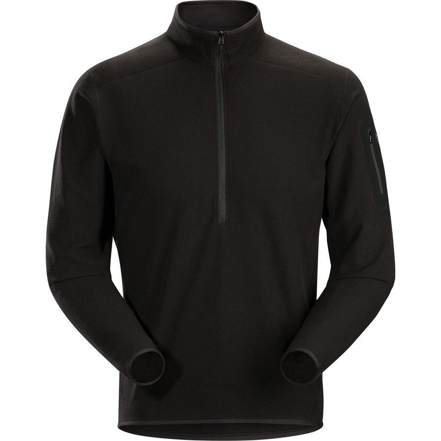 2bab3085c0f Arc'teryx Delta LT Zip-Neck Fleece Pullover - Men's | Backcountry.com