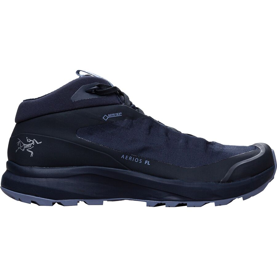 cb0d5127f9da2a Arc'teryx - Aerios FL GTX Mid Hiking Boot - Women's - Black Sapphire/