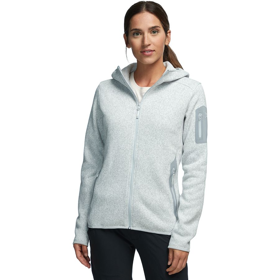 Covert Hooded Fleece Jacket   Women's by Arc'teryx