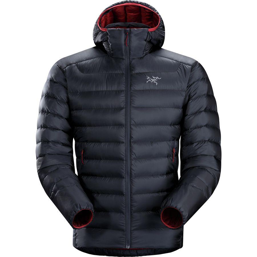 Arc'teryx Cerium LT Hooded Down Jacket - Men's | Backcountry.com
