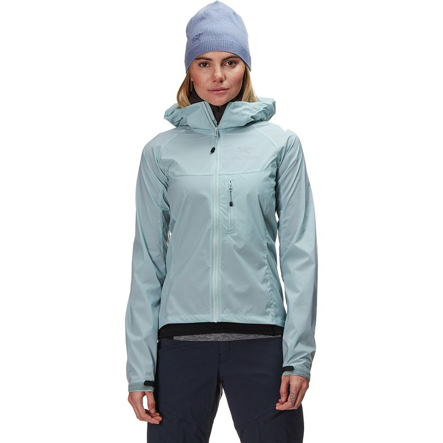 official photos 87a5e 5c1ef Arc'teryx Squamish Hooded Jacket - Women's