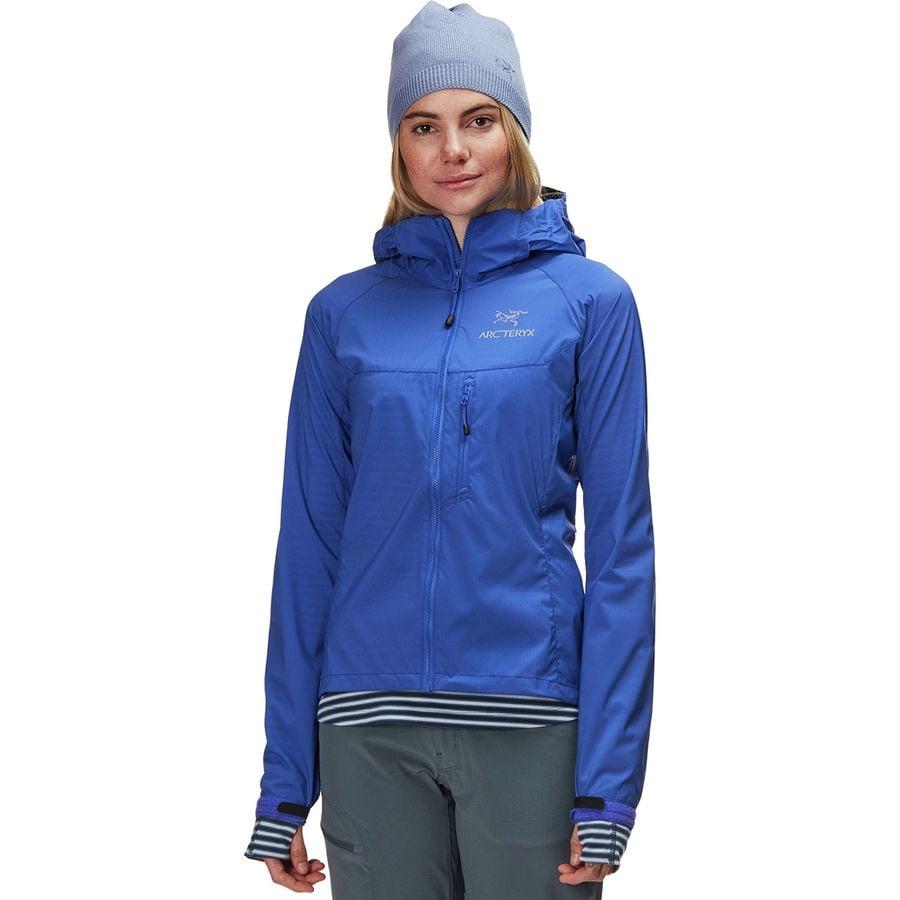 1d0e5e12faf Arc'teryx Squamish Hooded Jacket - Women's | Backcountry.com