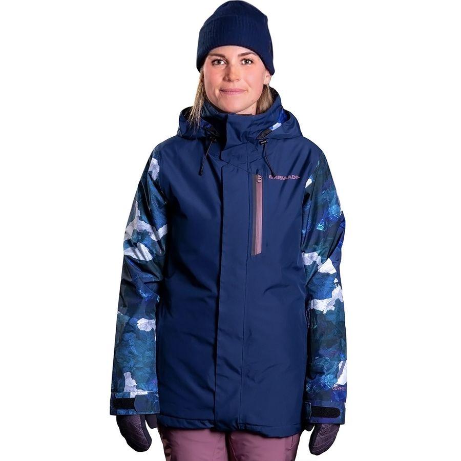 Armada - Kasson Gore-Tex Jacket - Women s - Navy b35417345