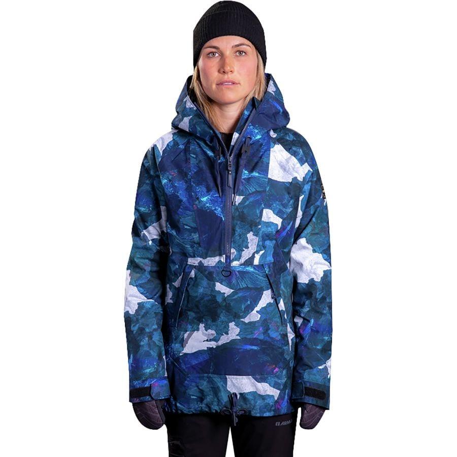 Armada - Saint Pullover Jacket - Women s - Ocean Lava bb8999af0