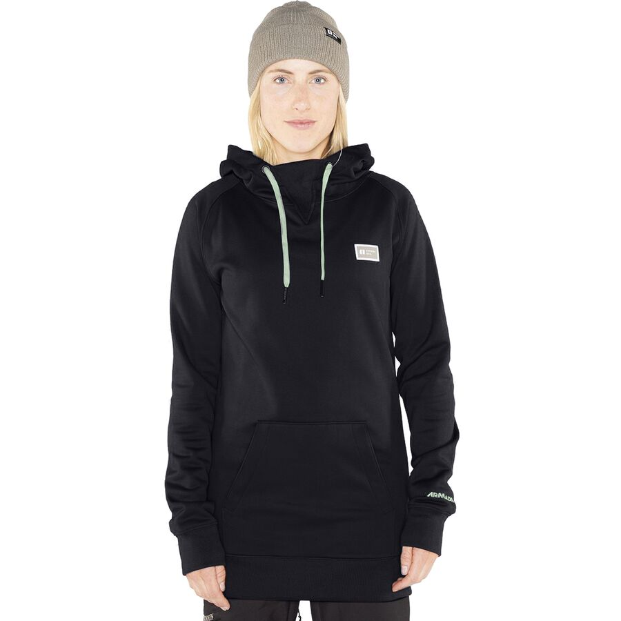 Armada Parker Pullover Tech Hoodie - Womens