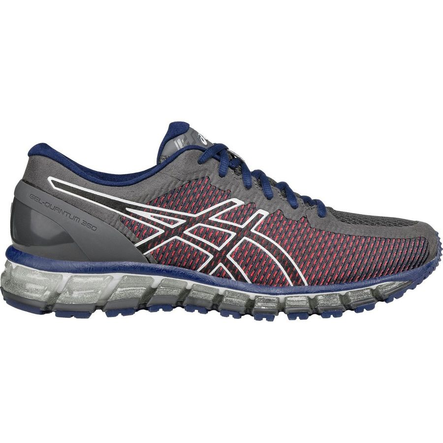 Asics - Gel-Quantum 360 2 Running Shoe - Men's - Carbon/White/