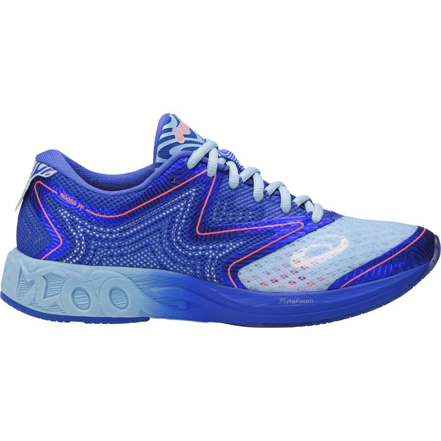 Asics - Noosa FF Running Shoe - Women's - Airy Blue/Blue Purple/Flash