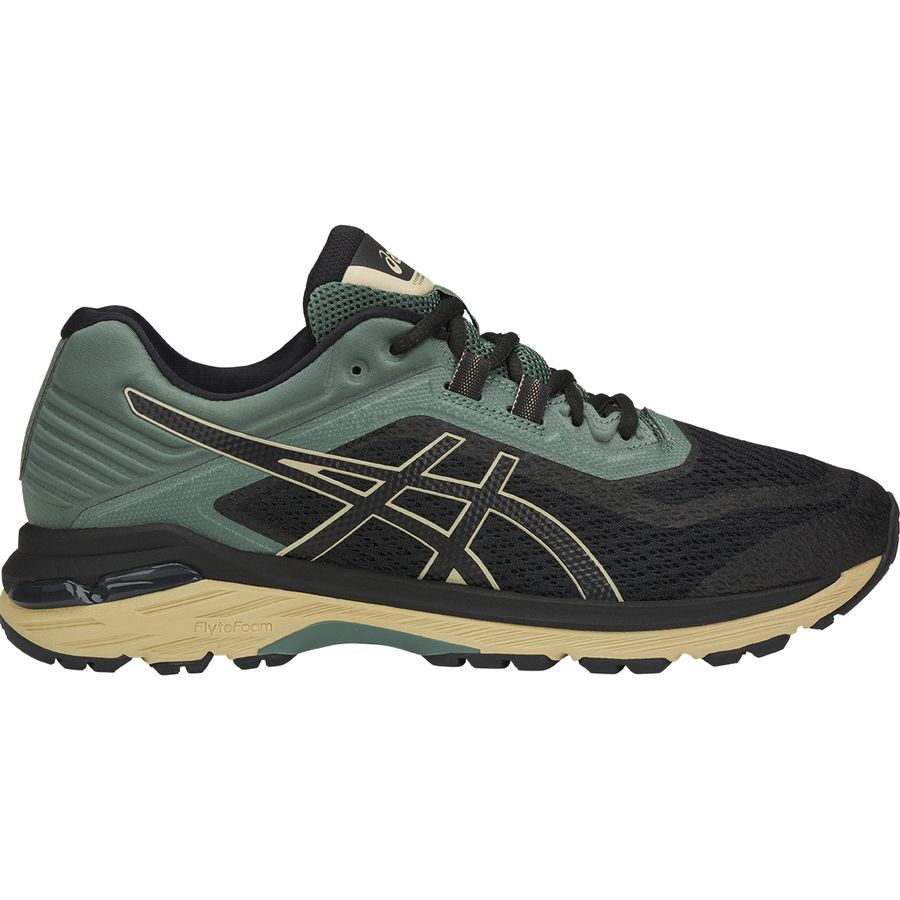 Asics - GT-2000 6 Trail Running Shoe - Men's - Black/Black/