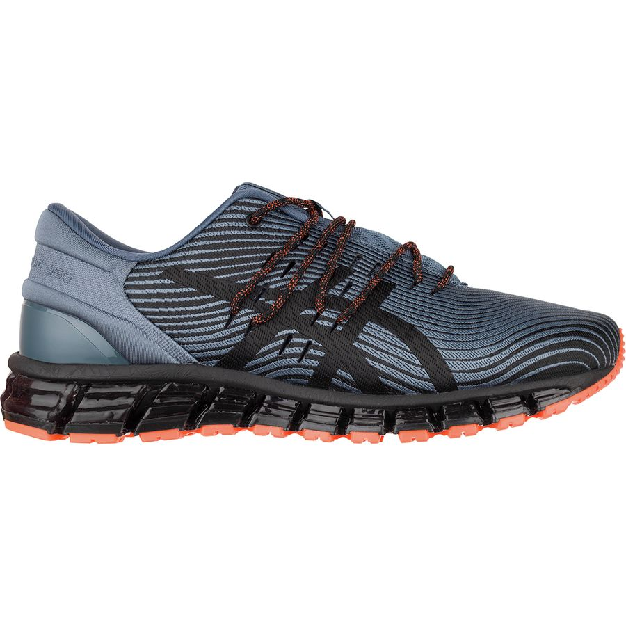 ad90a41aa Asics - Gel-Quantum 360 4 Running Shoe - Men s - Iron Clad Black