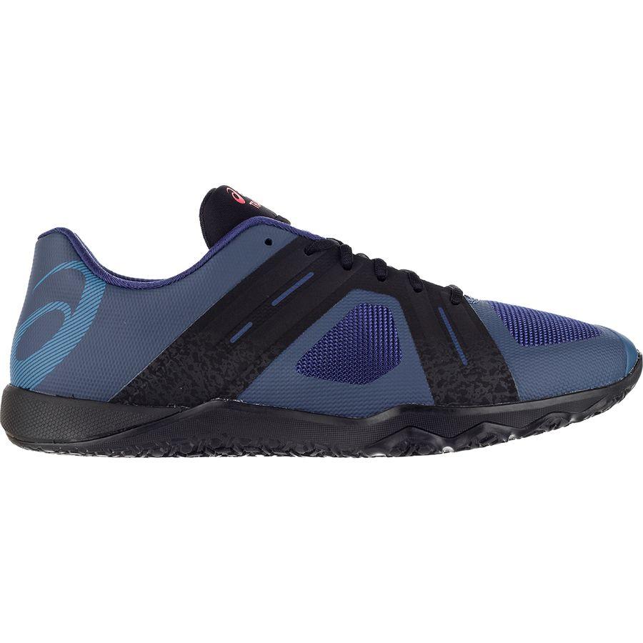 ASICS CONVICTION X 2 - Sports shoes - deep ocean/black