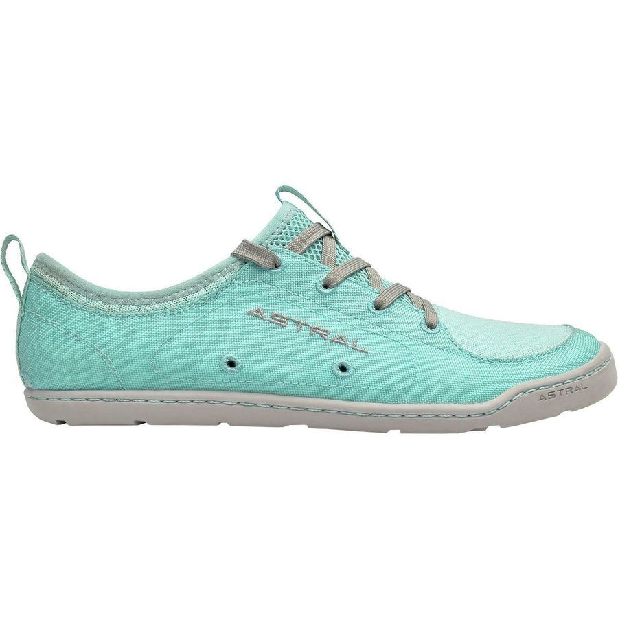 e5a2cd9debdd Astral - Loyak Water Shoe - Women's - Turquoise/Gray