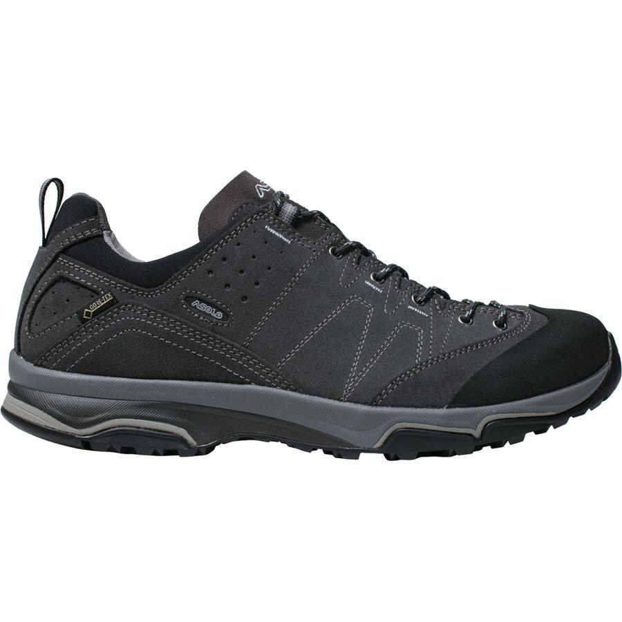 Asolo - Agent Evo GV Hiking Shoe - Men s - Graphite 4a07ac10185