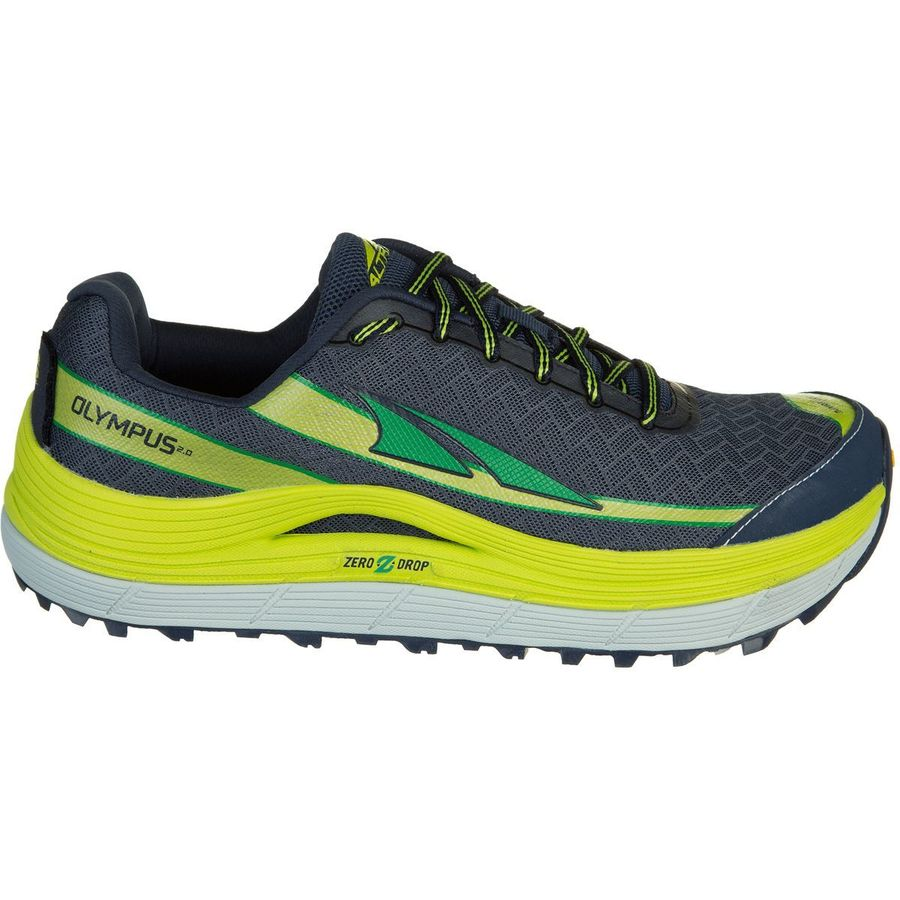 Altra Running Men S Olympus   Trail Running Shoe