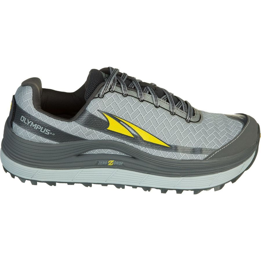 Altra Running Men S Olympus   Trail Running Shoe