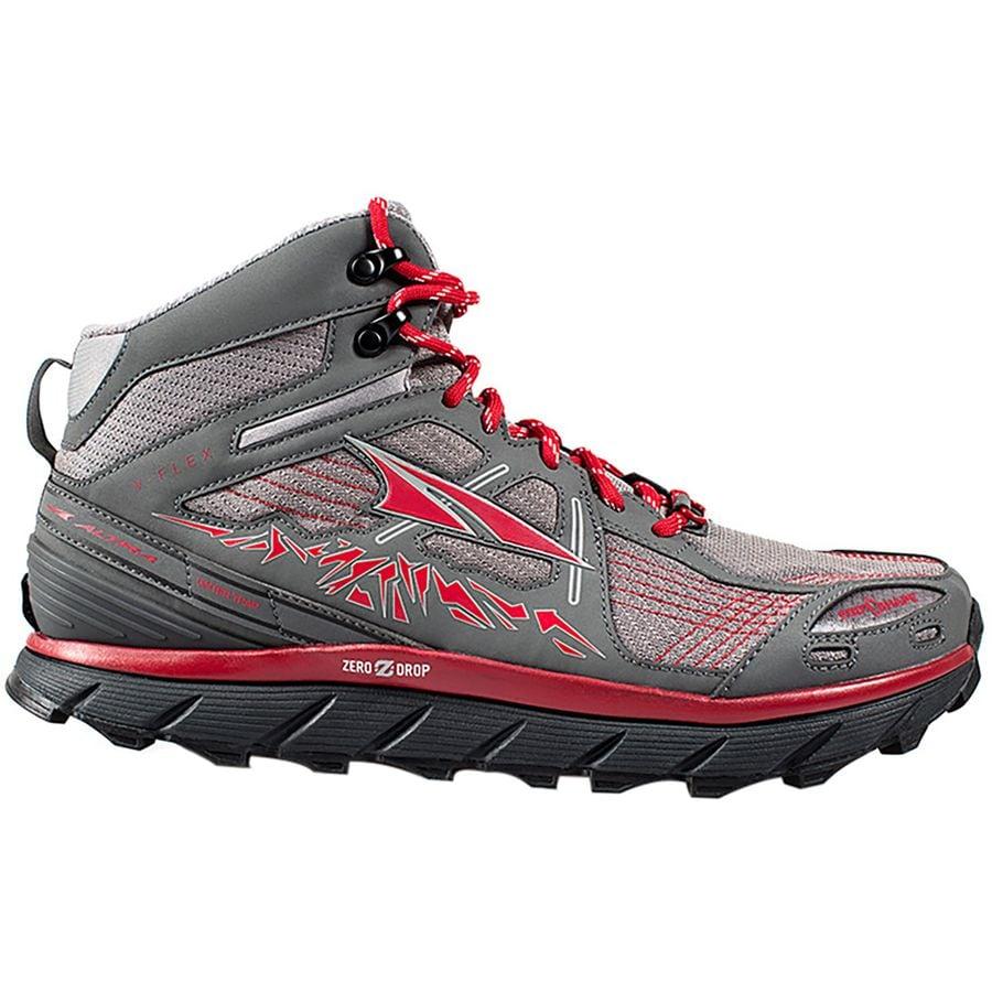 Altra Lone Peak 3.5 Mid Mesh Trail Running Shoe - Mens