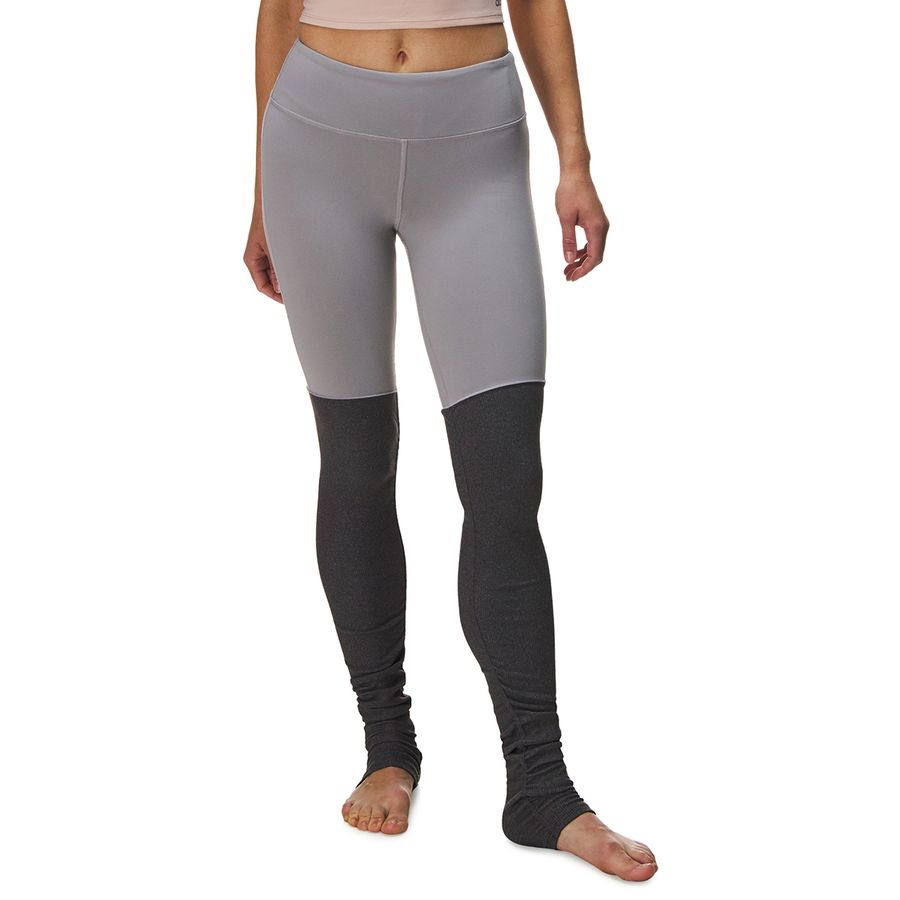 Alo Yoga Goddess Ribbed Leggings - Womens
