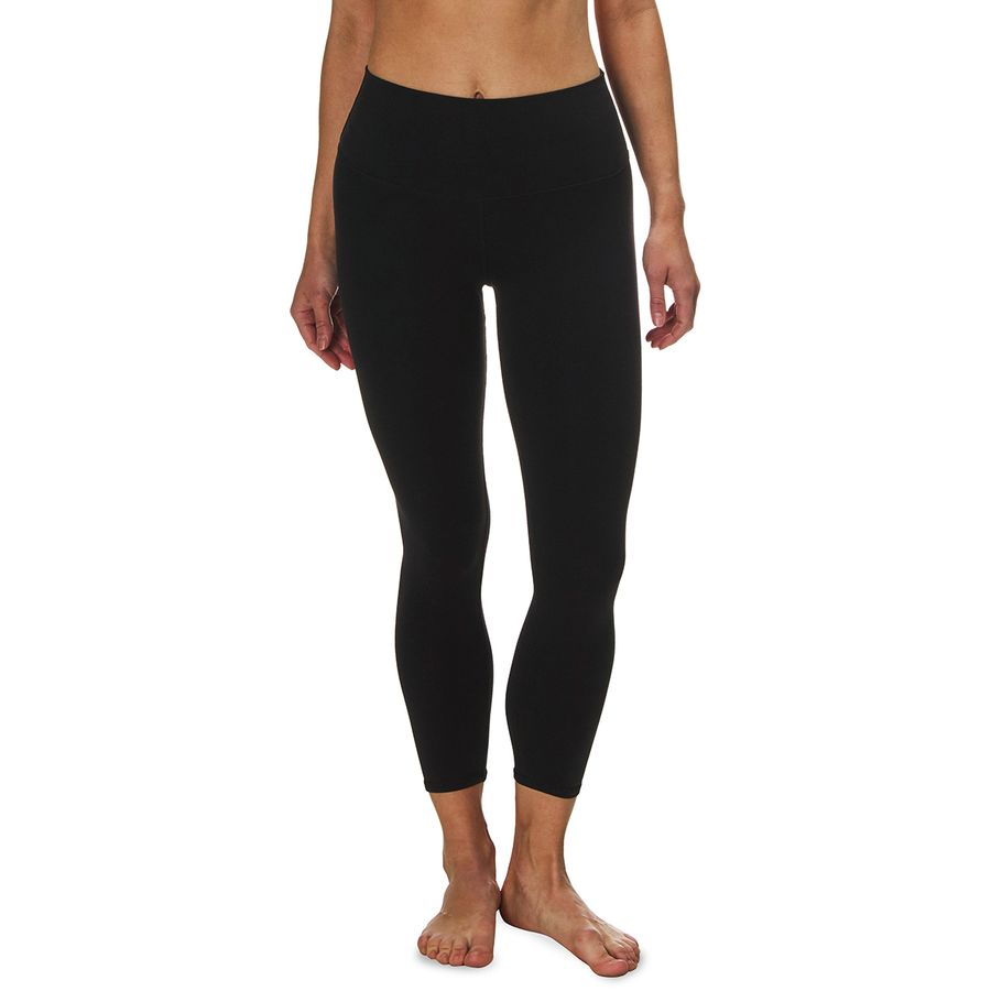 Alo Yoga High-Waist Airbrush Capri Tight - Women's | Backcountry.com