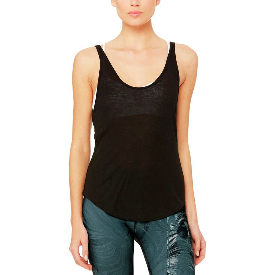 Alo Yoga Sculpt Tank Top - Womens