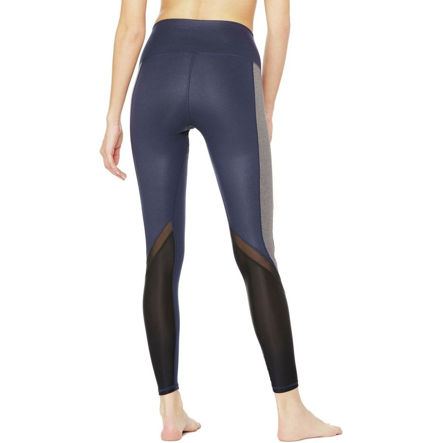 Elevate Legging In Blue. Élever Legging En Bleu. - Size M (also In L,s,xs) Alo - Taille M (également En L, S, Xs) Alo