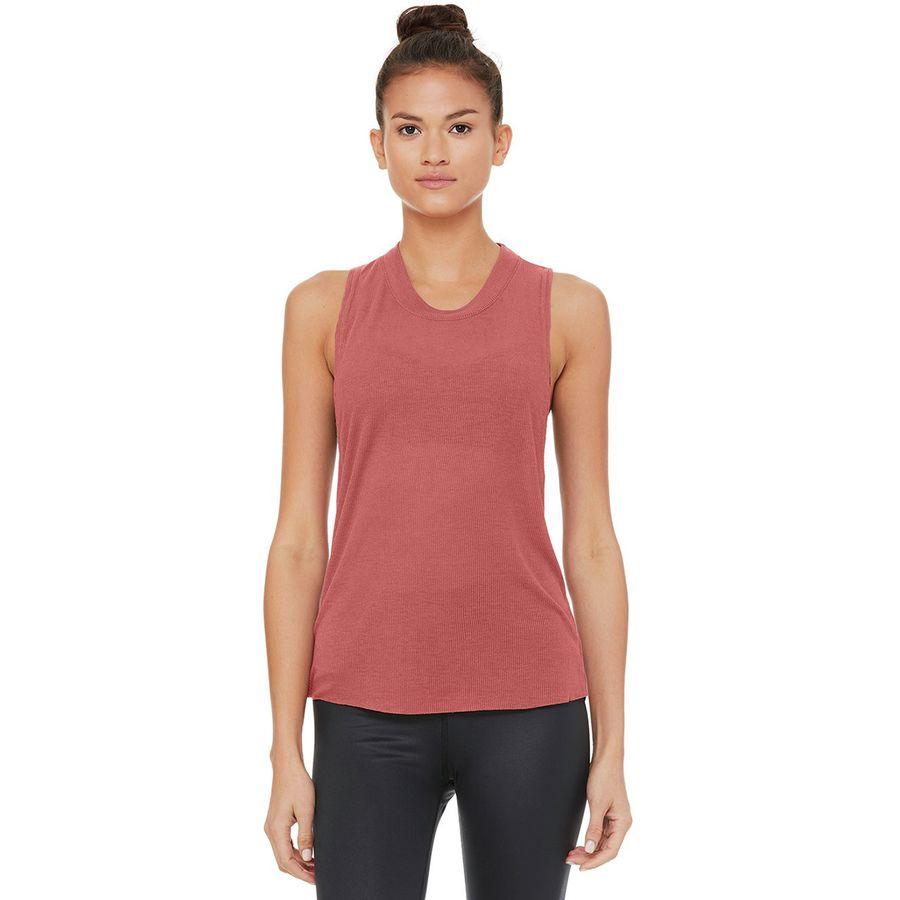 012311d8221 Alo Yoga Heat-Wave Tank Top - Women's | Steep & Cheap