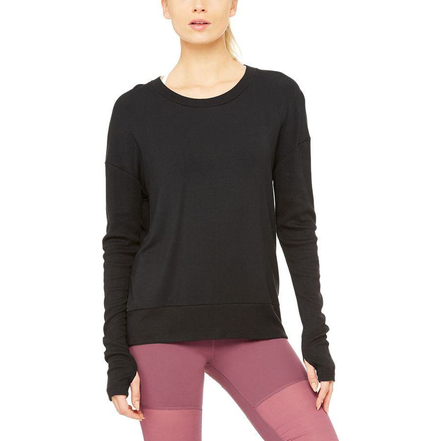 Alo Yoga Intricate Sweatshirt - Womens