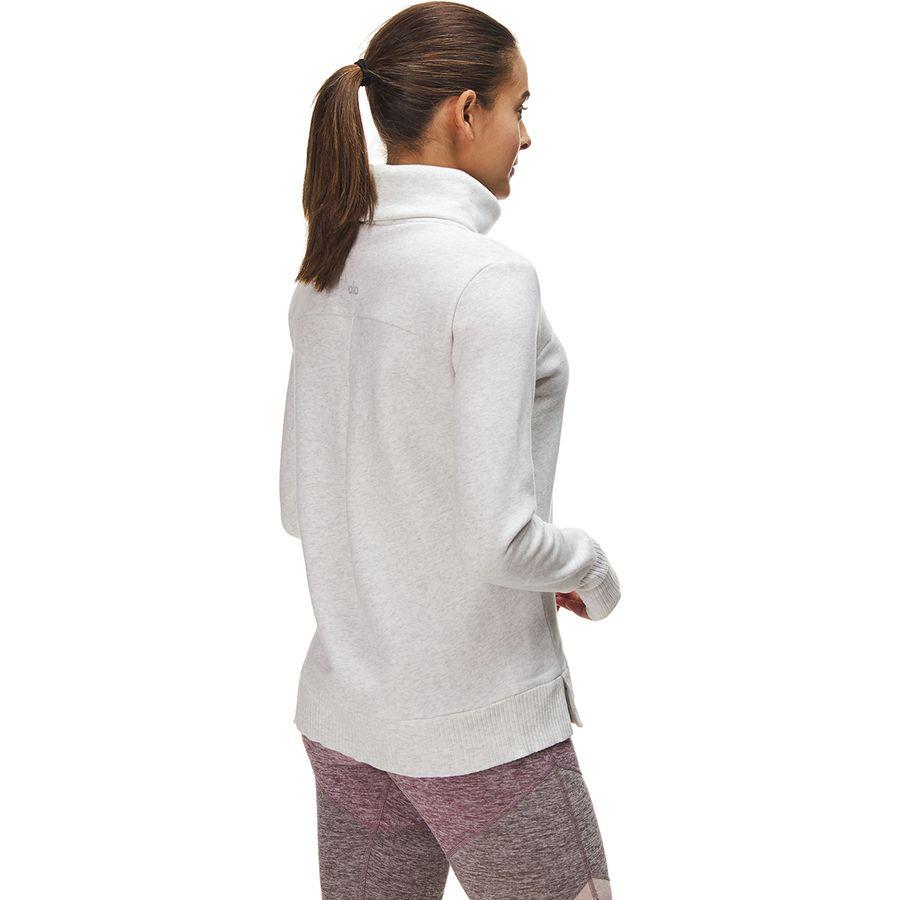 db3a88eb0145ce Alo Yoga Haze Pullover Sweatshirt - Women s