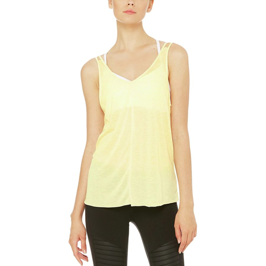 Alo Yoga Mold Tank Top - Womens