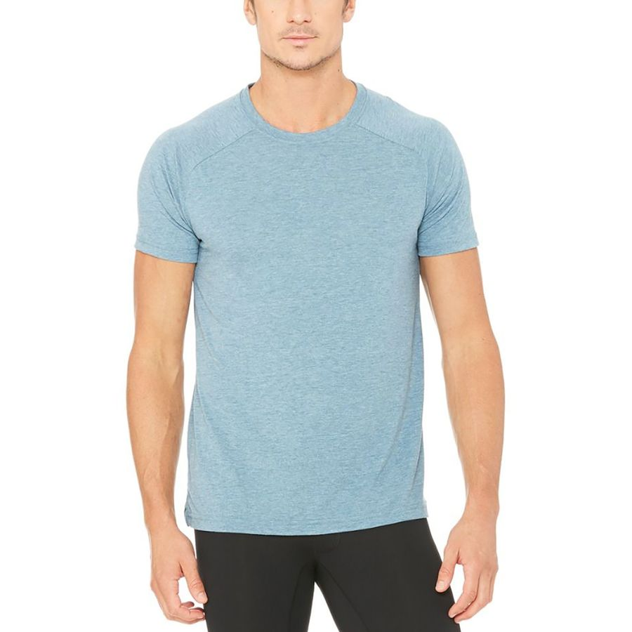 Alo Yoga Courage Crew Shirt - Mens