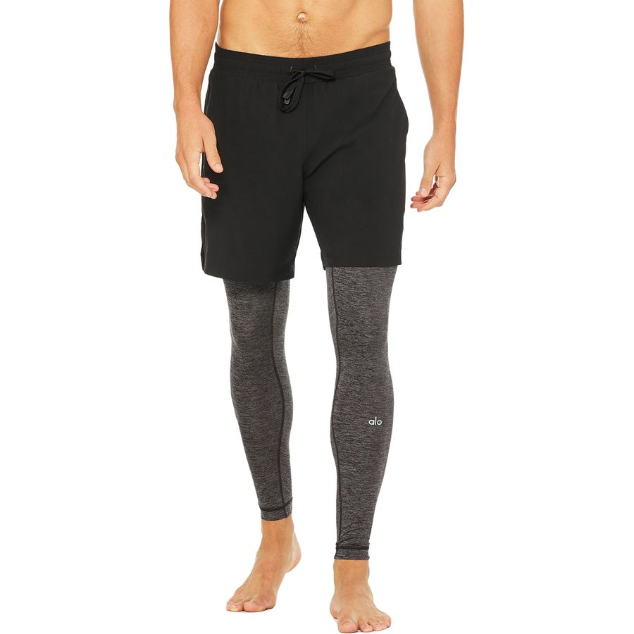 Alo Yoga Stability 2-in-1 Tights - Mens