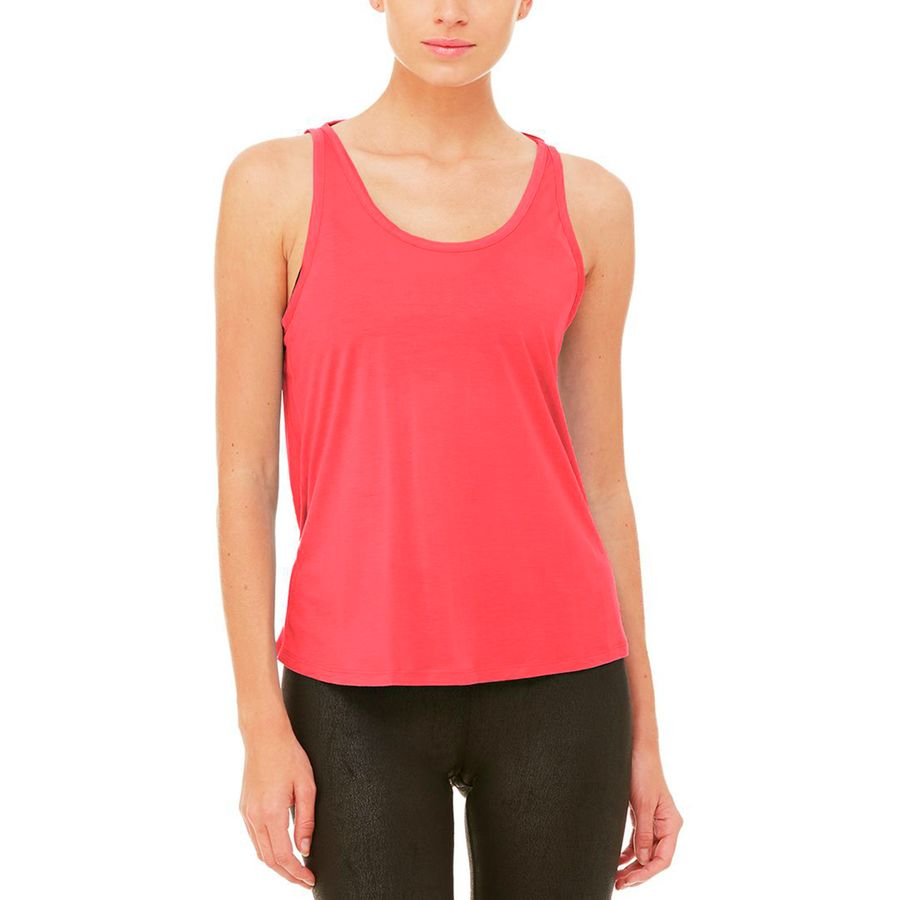 Alo Yoga Breath Tank Top - Womens