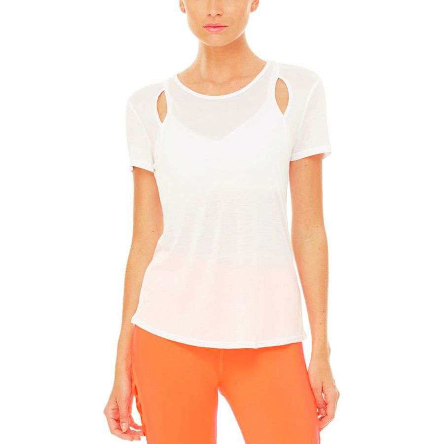 Alo Yoga Astra Shirt - Womens