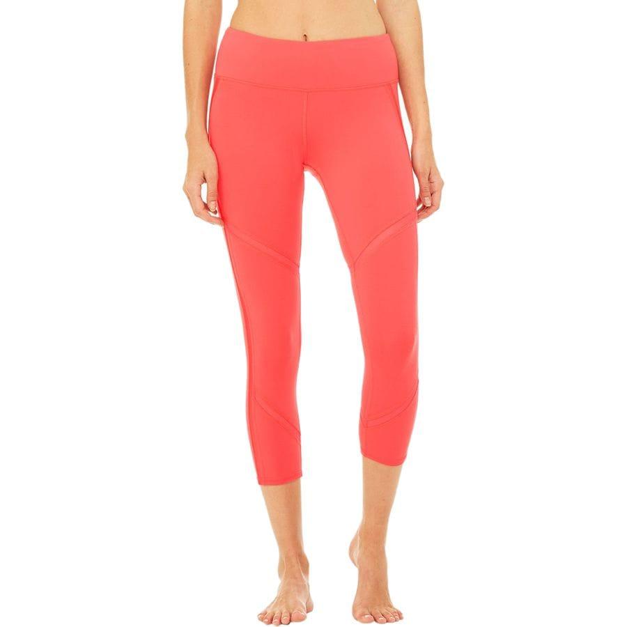 Alo Yoga Continuity Capri Tight - Womens