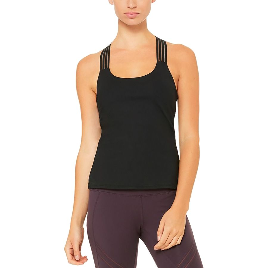 Alo Yoga Escape Bra Tank Top - Womens