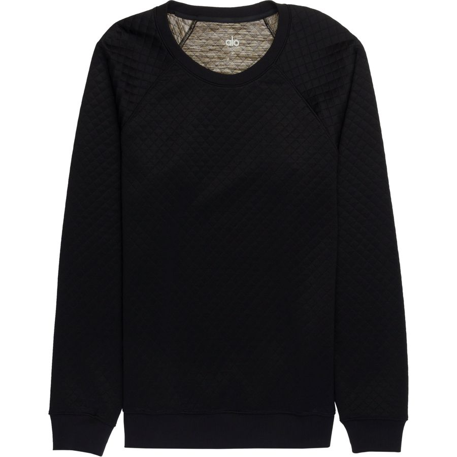 Alo Yoga Yama Quilted Sweatshirt - Mens