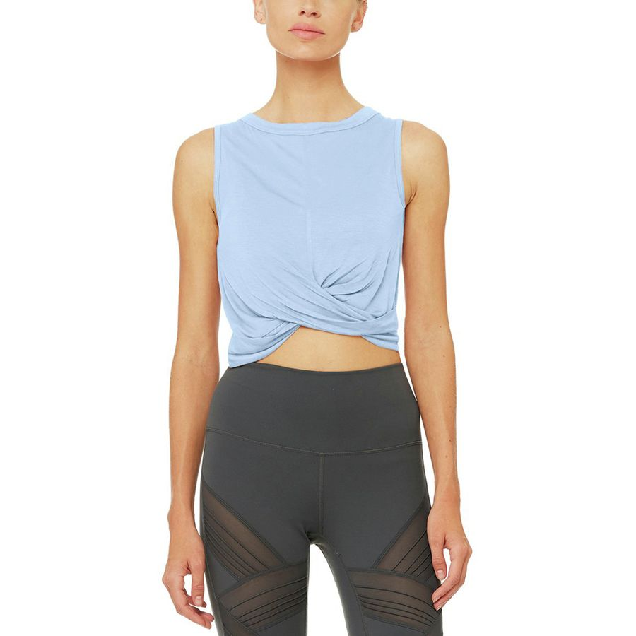 Alo Yoga Cover Tank Top - Womens