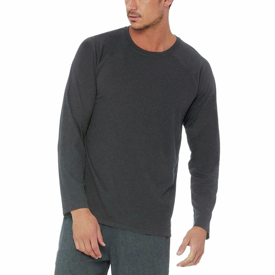 Alo Yoga Mens Pullover Shirt