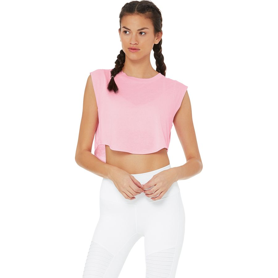 120c4b7f6c Alo Yoga Echo T-Shirt - Women's | Backcountry.com