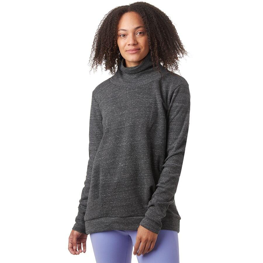 ALO YOGA Clarity Long-Sleeve Sweatshirt - Womens