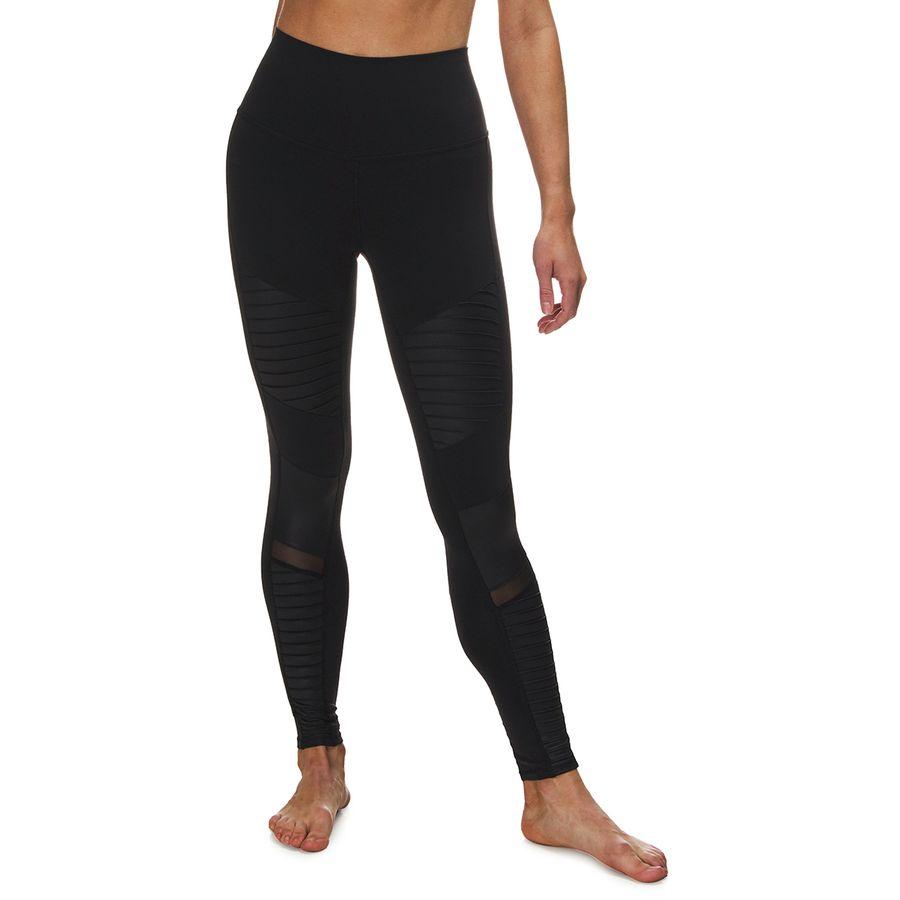 ac6960727 Alo Yoga - 7 8 HW Moto Legging - Women s - Black