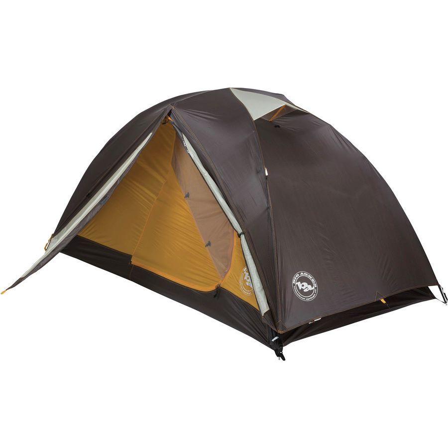 Big Agnes Foidel Canyon 2 Tent 2 Person 3 Season Steep