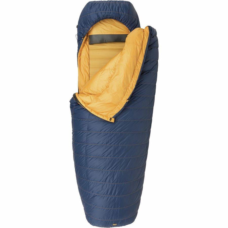 Agnes Summit Park Sleeping Bag 15 Degree Down Navy