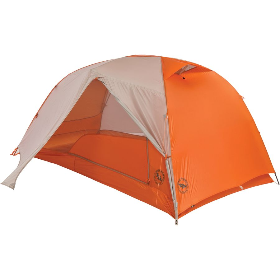 Big Agnes Copper Spur Ul With Dog